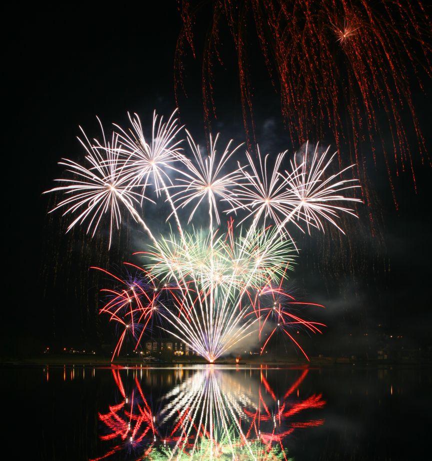 Backyard Firework Show: Pyroartistry: Display Fireworks Photo Gallery, Firework